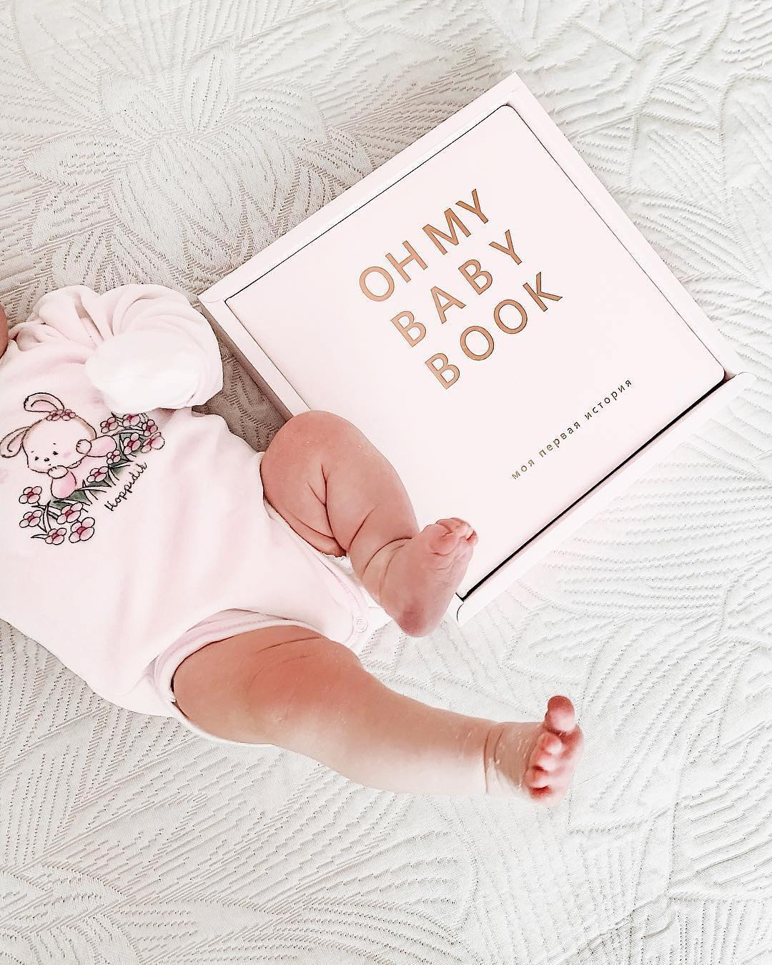 Книга OH MY BABY BOOK