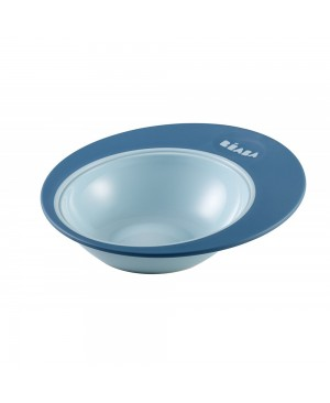 Тарелка Beaba Ellipse Plate Blue 210 мл