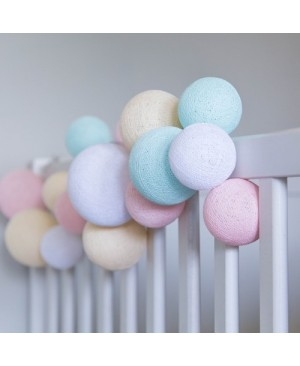 Гирлянда Premium Lovely Sweets, Cotton Ball Lights