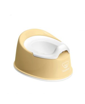 BabyBjorn Горшок Smart Potty, Powder yellow/white Харьков