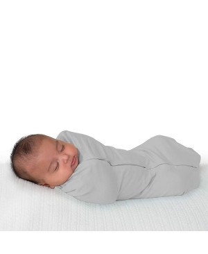 Конверт-кокон Swaddleme Pod на молнии Summer Infant Grey Киев