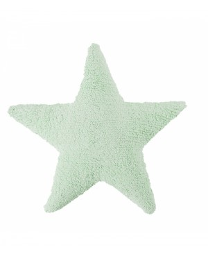 Детская декоративная подушка Star Soft Mint Lorena Canals, 54x54см